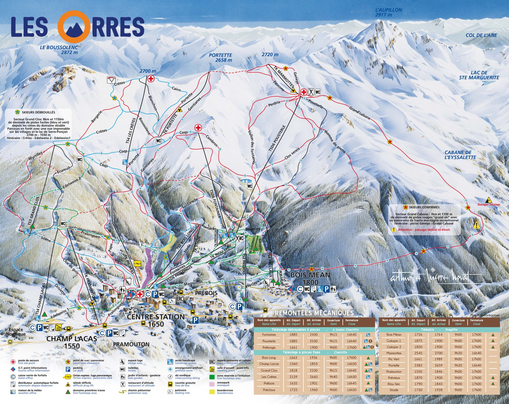 map of et hotels with Le Domaine Skiable on Carte plan Syrie together with Vanille additionally Gr65h likewise Objet 2 as well Kalamata.