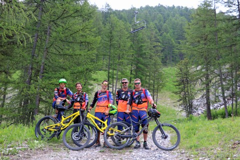 Les Orres - Bike Patrols